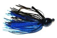Флиппинговая джигголовка Bitsy Bug mini jig 7гр black/blue