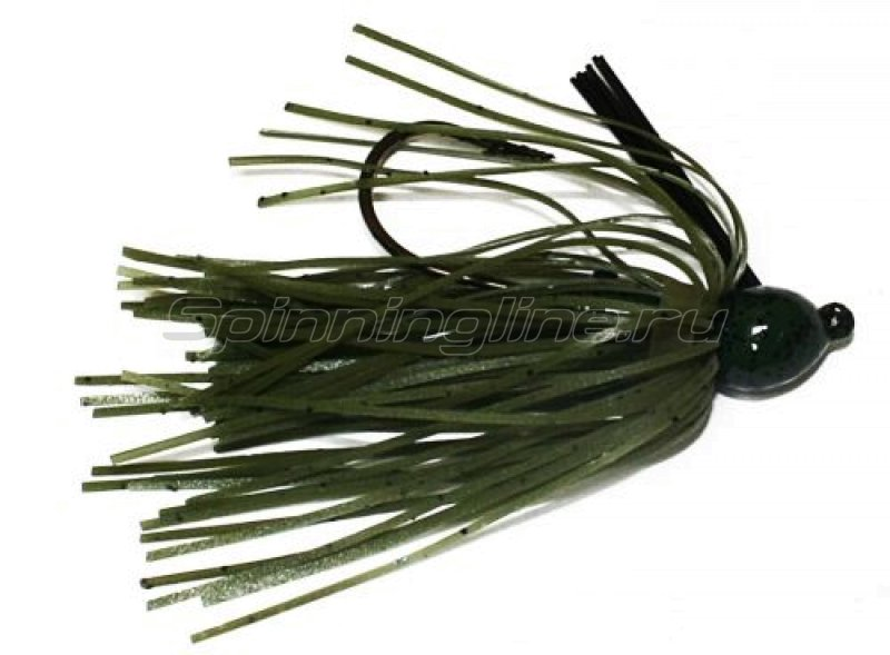 Strike King - Bitsy Bug mini jig 3,5гр watermelon - фотография 1