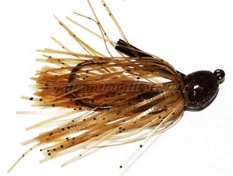 Strike King - Bitsy Bug mini jig 5,25гр pumpkin - фотография 1