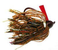 Флиппинговая джигголовка Strike King Bleeding Bait Premier Pro-Model Jigs 7гр 11