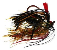 Флиппинговая джигголовка Strike King Bleeding Bait Premier Pro-Model Jigs 7гр 23