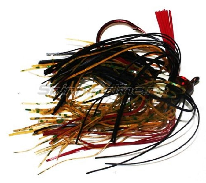 Strike King - Bleeding Bait Premier Pro-Model Jigs 7гр 23 - фотография 1
