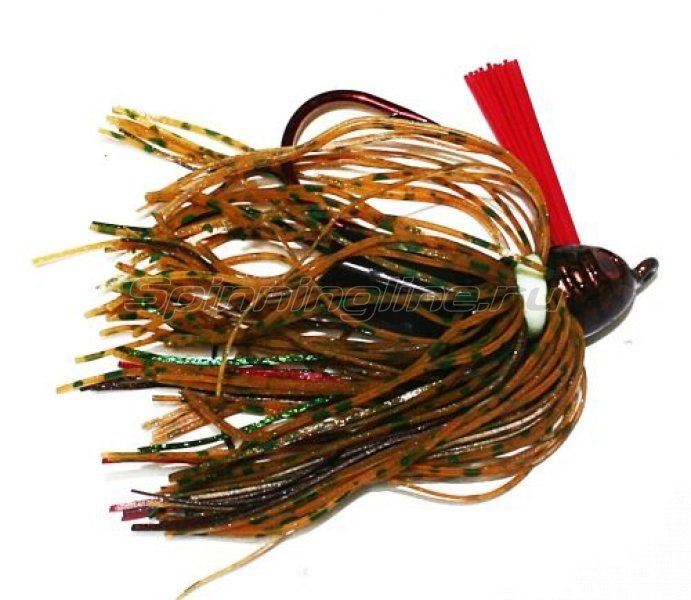 Strike King - Bleeding Premier Pro-Model Jigs 18гр 11 - фотография 1