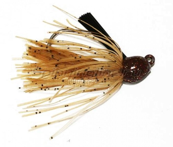 Strike King - Bitsy Flip Jig 7�� pumpkin - ���������� 1