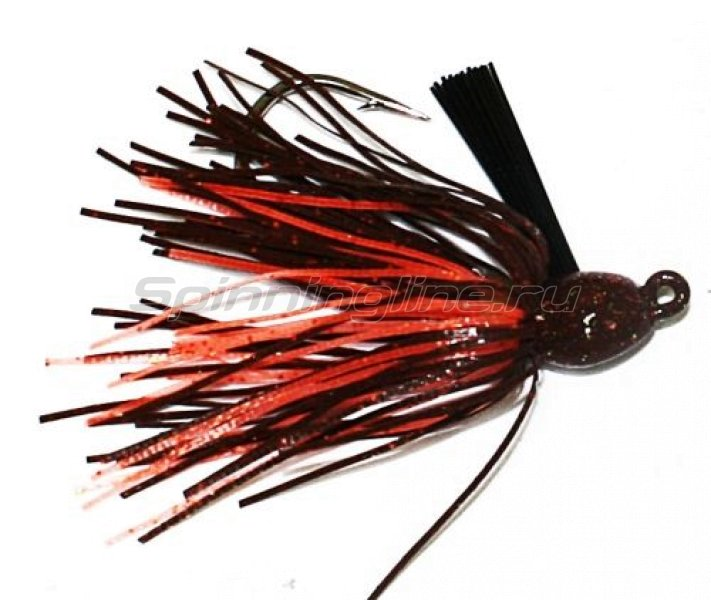 Strike King - Bitsy Flip Jig 10,5гр cajun crawfish - фотография 1