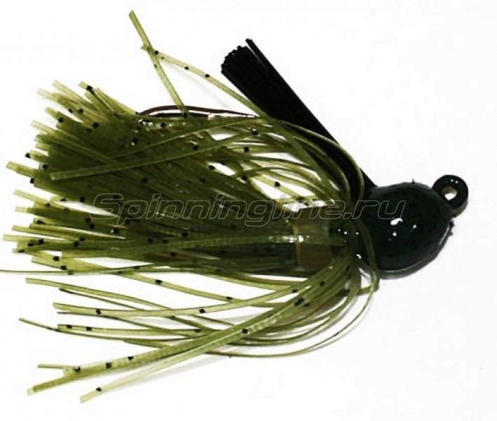 Strike King - Bitsy Flip Jig 10,5гр watermelon - фотография 1