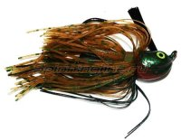 Premier Elite Jig 28гр pumpkin green flash