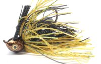 Premier Elite Jig 28гр black/brown/amber flash