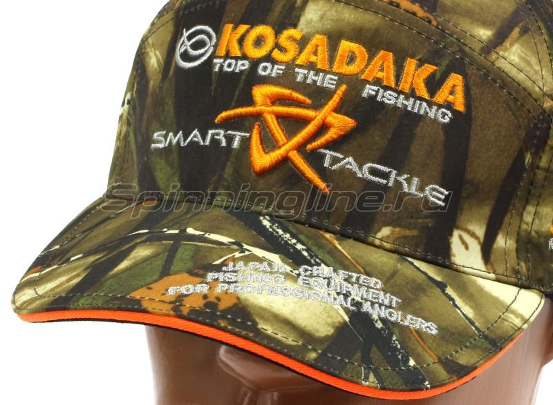 Кепка Kosadaka Smart Tackle камуфляж -  3