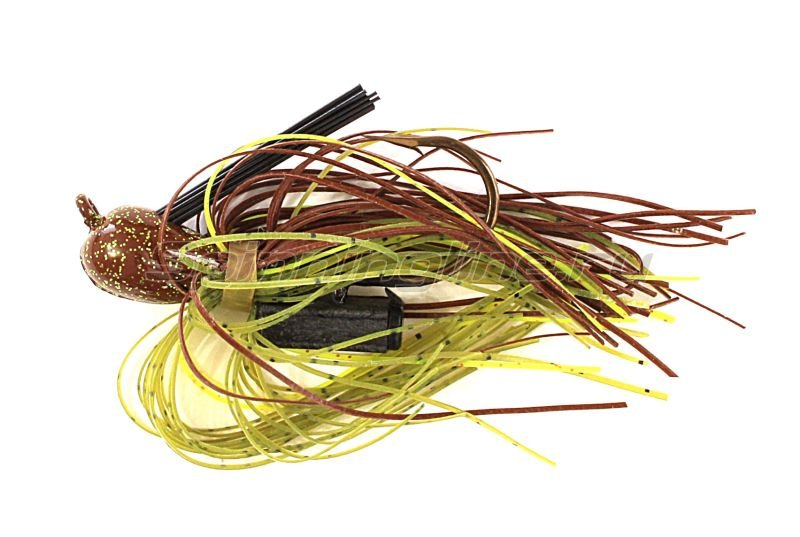 Strike King - Pro-Model Jig 20гр green craw - фотография 1