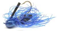 Флиппинговая джигголовка Strike King Pro-Model Jig 15гр electric blue