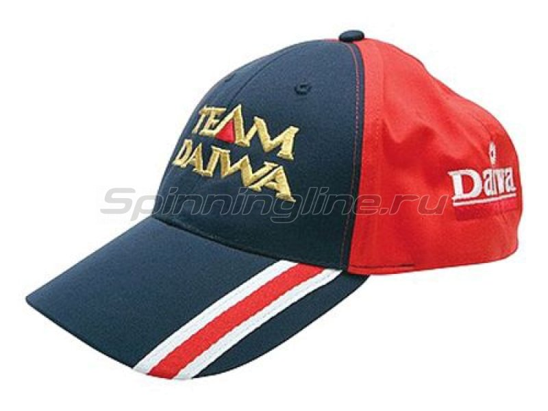 Кепка Team Daiwa Navy-Red - фотография 1