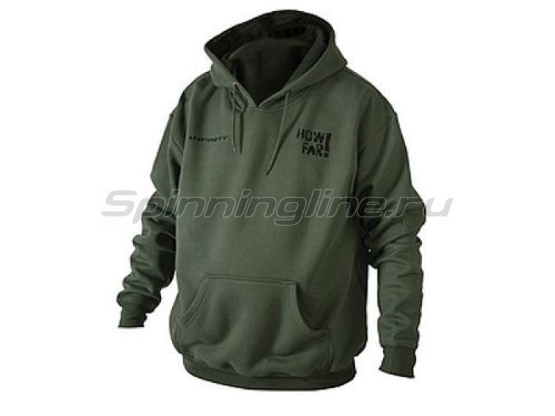 Daiwa Infinity How Far Hoodie XL - фотография 1