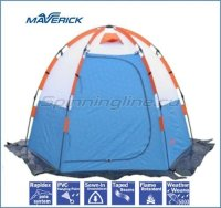 Палатка зимняя Maverick Ice Fishing №5 blue/white