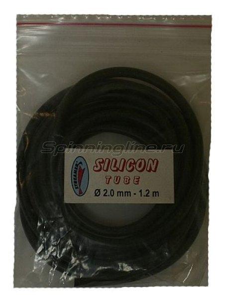 Кембрики Силиконовые для монтажа Streamer d-2.0 мм -  1
