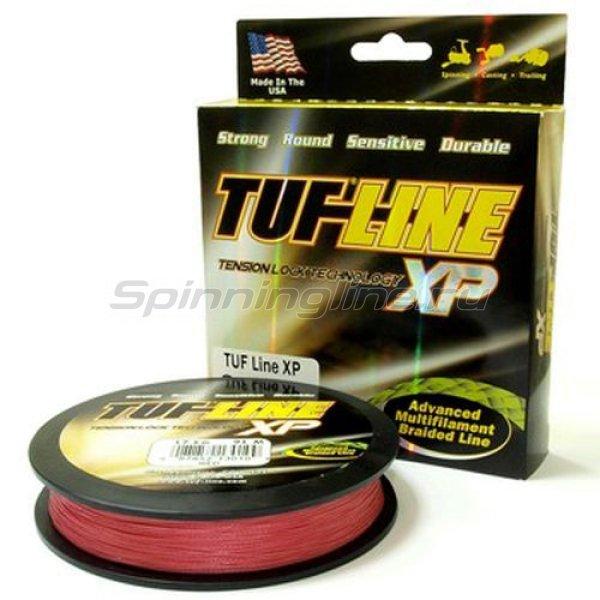 Tuf-Line - Шнур XP 137м 0.23мм red - фотография 1