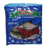 Прикормка Sensas 3000 Bream Red 0,5 кг