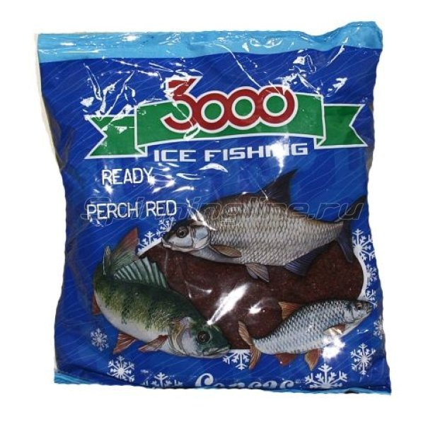 ��������� Sensas 3000 Perch Red 0,5 �� - ���������� 1