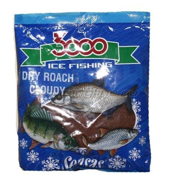 Прикормка сухая Sensas 3000 Roach 0,4 кг -  1