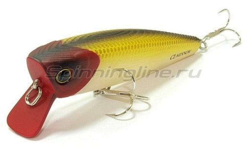 Lucky Craft - Воблер Classical Minnow Red Head 858 - фотография 1