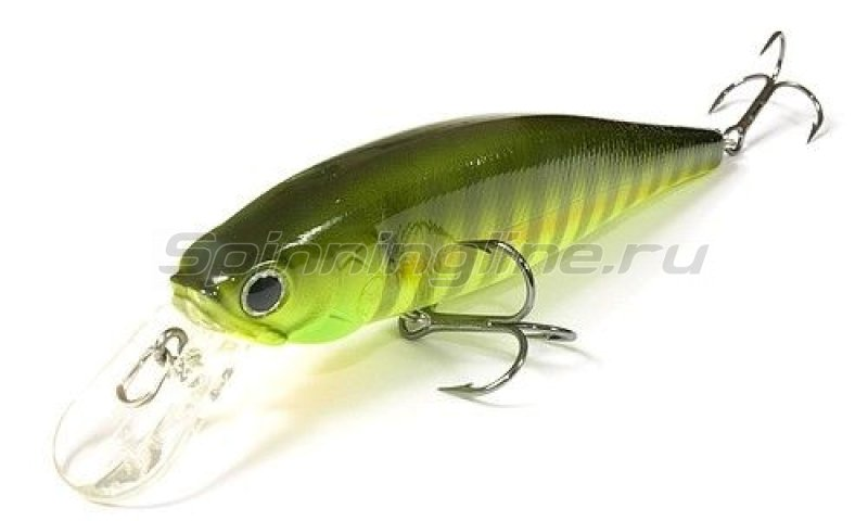 Lucky Craft - Воблер Pointer 100 Sexy Chartreuse Perch 184 - фотография 1