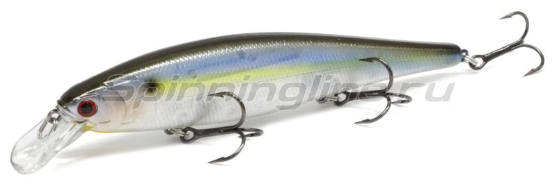 Lucky Craft - Воблер Pointer 128 Ghost Threadfin Shad 186 - фотография 1