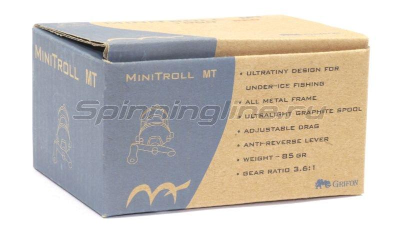 Катушка Grifon Mini Troll Red -  5
