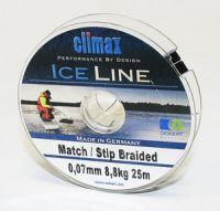 Плетеный шнур Climax Match/Stip Braided Ice