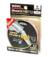 Плетеный шнур Varivas Avani Eging Max Power