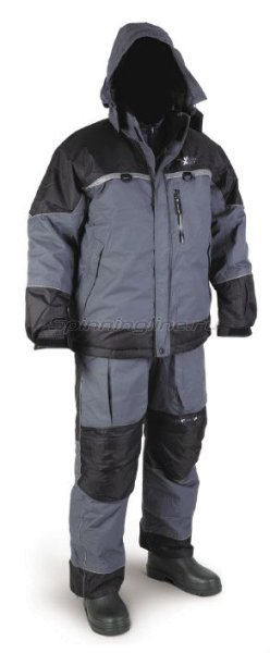 Костюм SevereLand Ice Hunter Gray M -  1