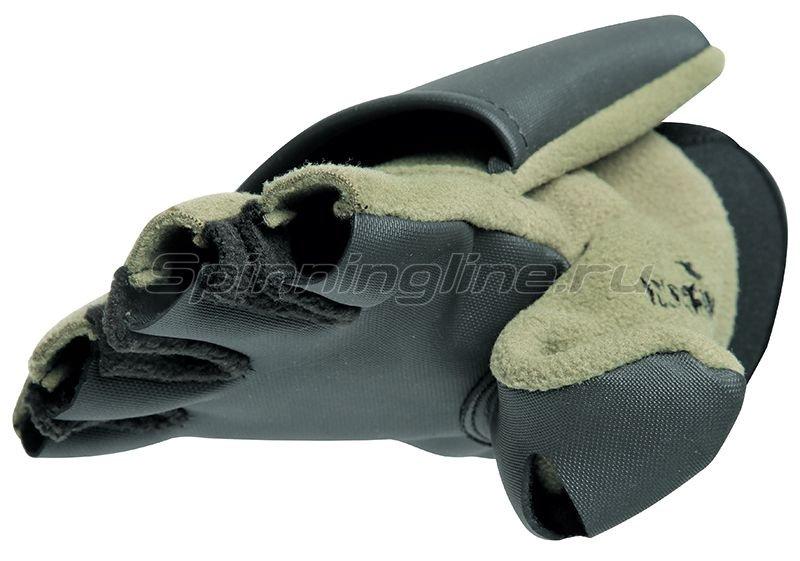 Перчатки-варежки Norfin Windproof L -  1