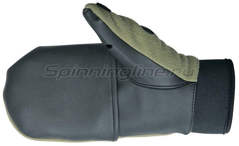 Перчатки-варежки Norfin Windproof L -  2