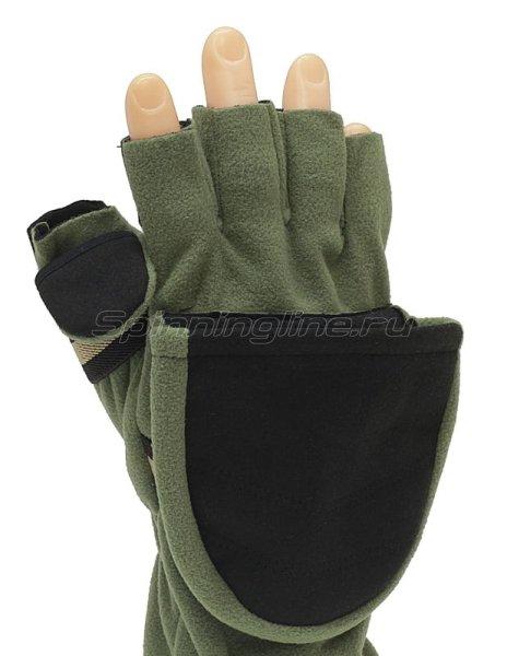 Перчатки-варежки Norfin отстегивающиеся L -  3