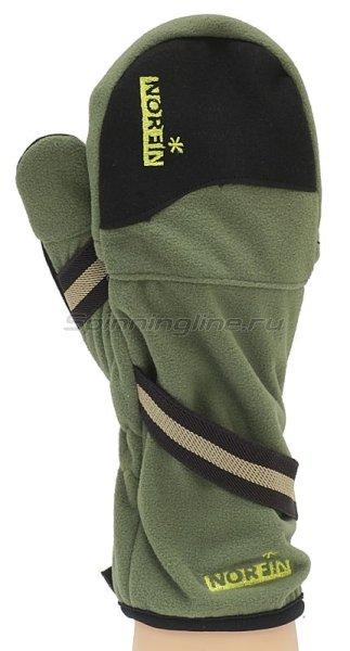 Перчатки-варежки Norfin отстегивающиеся XL - фотография 1