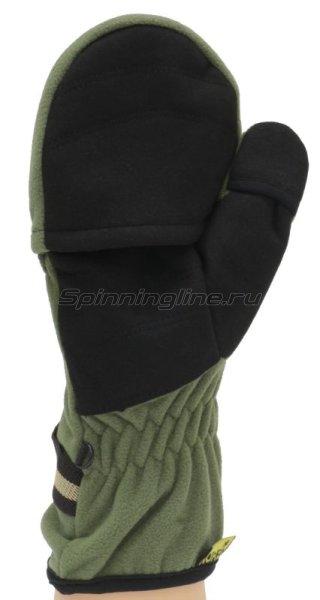 Перчатки-варежки Norfin отстегивающиеся XL - фотография 2