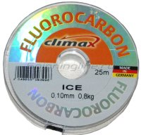 Флюорокарбон Fluorocarbon Ice 25м 0.10мм
