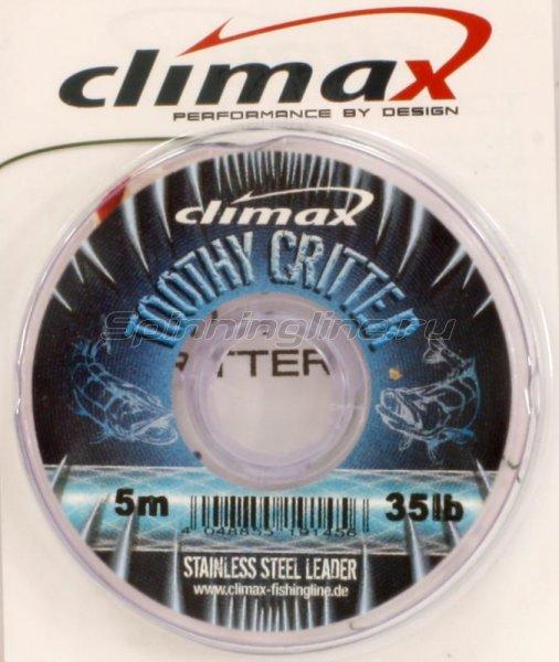 Поводковый материал Climax Toothy Critter 0.30мм, 4.5кг, 10lb -  1