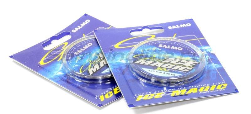 Salmo - Леска Grand Ice Magic 30м 0,18мм - фотография 2