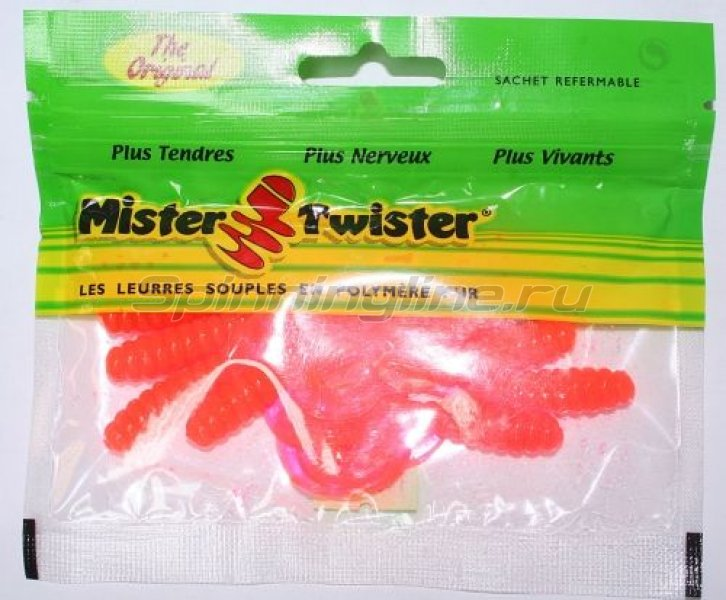 Mister Twister - Приманка Twist 80 9R - фотография 1