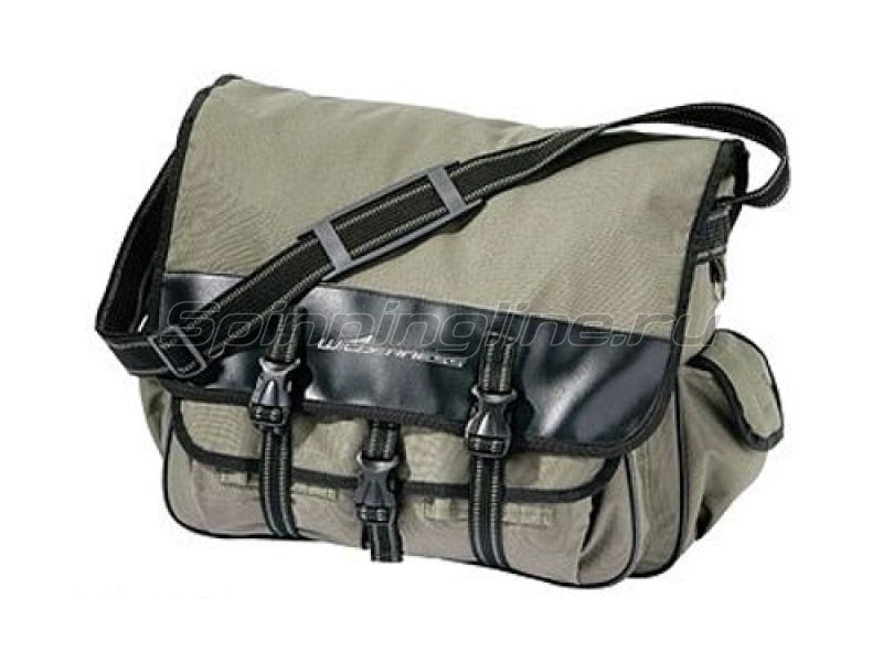 Сумка Daiwa Wilderness Trout Game Bag-4 - фотография 1