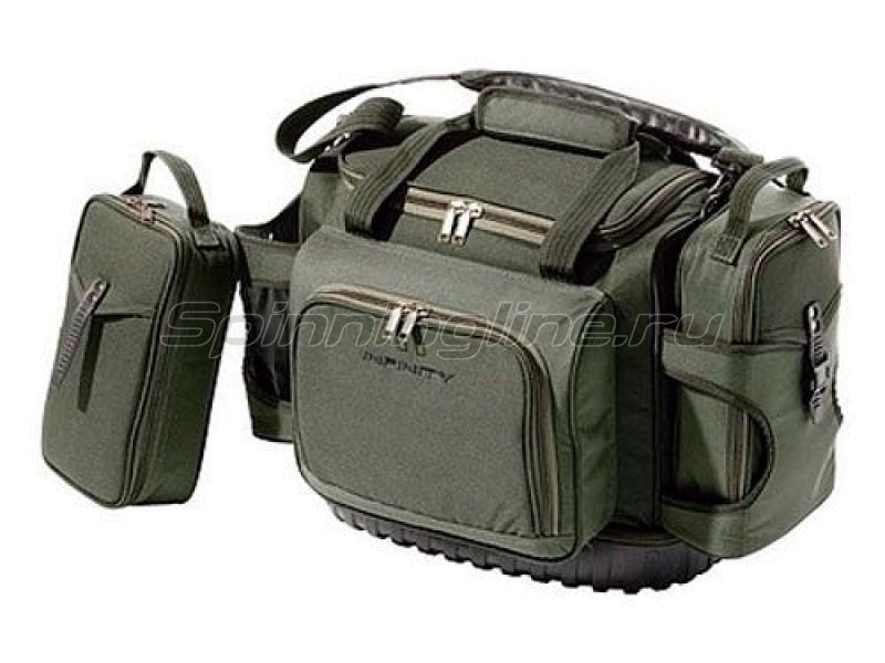 Сумка-термос Daiwa Infinity Cool and Tackle Carryall - фотография 1