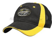 Кепка Lucky Craft Professional Cap Black Yellow