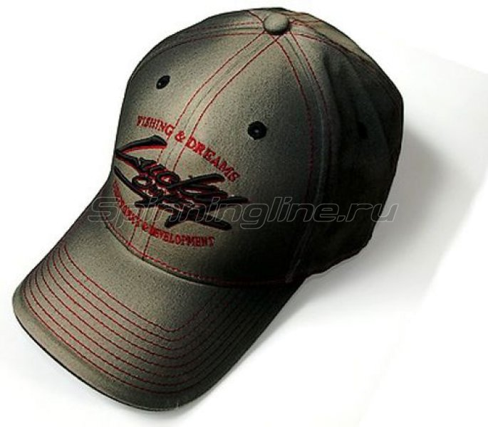 Кепка Lucky Craft Professional Cap Washed - фотография 1