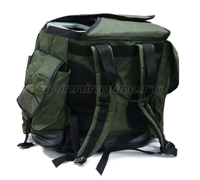 Ящик-рюкзак рыболовный Salmo 61 -  2