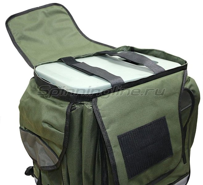 Ящик-рюкзак рыболовный Salmo 61 -  4