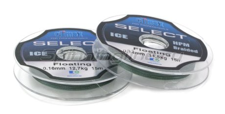 Шнур Select Braided Ice 25м 0.18мм