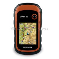 Навигатор Garmin eTrex 20 GPS/GLONAS Russia