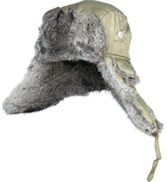 Шапка-ушанка Norfin Ardent XL Olive - фотография 1