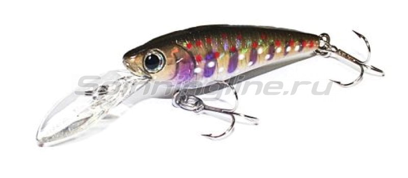 Daiwa - Воблер Silver Creek Shiner 5SP Brown Trout - фотография 1