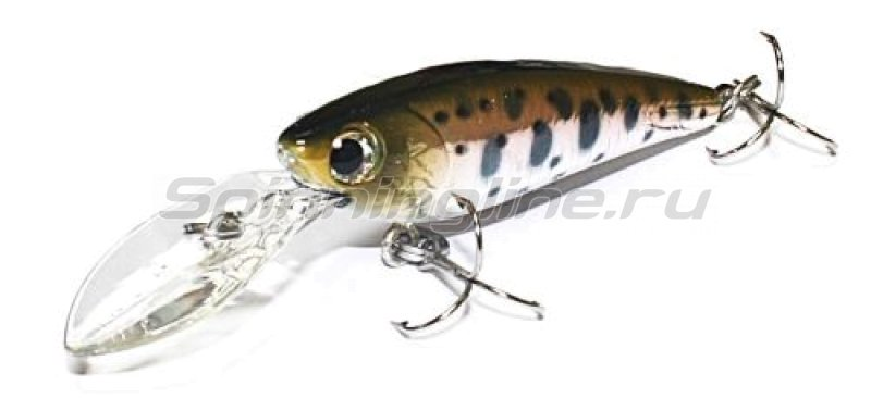 Daiwa - Воблер Silver Creek Shiner 5SP Rainbow Trout - фотография 1